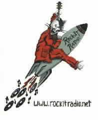 Rock-it Radio - Great Oldies from the First Decade of ROCK AND ROLL!!!